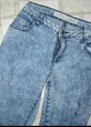 Мега крутецкие джинсы варенки ,рванки4 фото