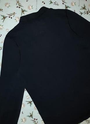 Стильный легкий свитерок поло hollister, размер 44 - 466 фото