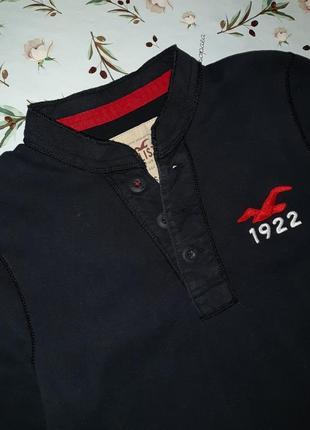 Стильный легкий свитерок поло hollister, размер 44 - 4610 фото
