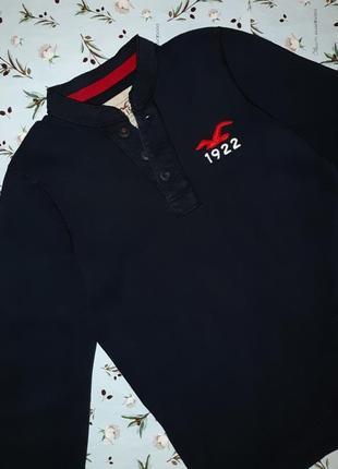 Стильный легкий свитерок поло hollister, размер 44 - 467 фото