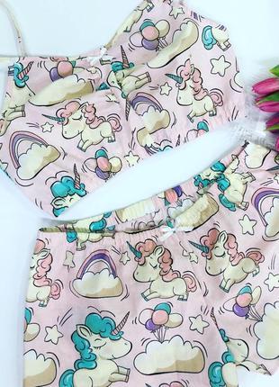 Пижама жеская хлопковая. комплект для дома и сна