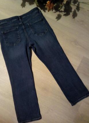 Укороченные мом джинсы f&f5