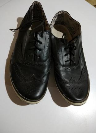 Туфли кеды, оксфорды