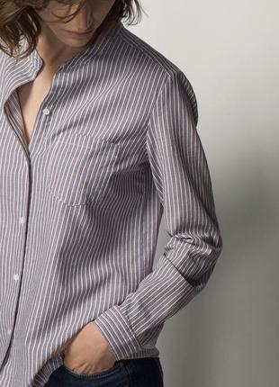 Рубашка massimo dutti / 36 / 424