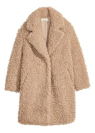 Самое крутое teddy coat от h&m