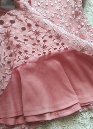 Кофта  блузка с баской4