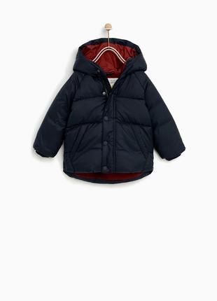 Куртка zara 2-3 года, 98 см для мальчика