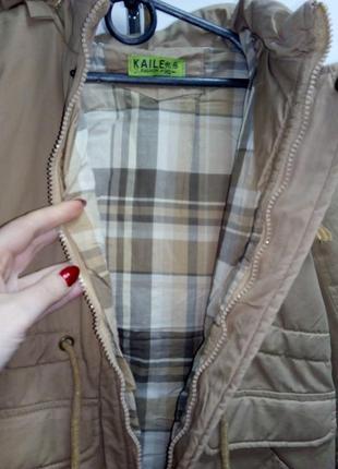 Куртка демисезонная2 фото