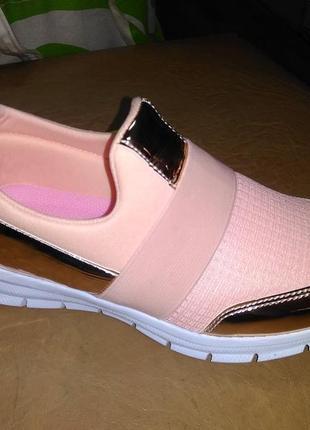 Легкие кроссовки 33 р 20,5 см callion сетка на девочку, кросівки, мокасины, летние