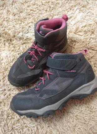 Viking деми кроссовки для девочки 32р.