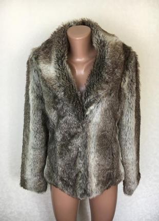 Шикарная шубка курточка