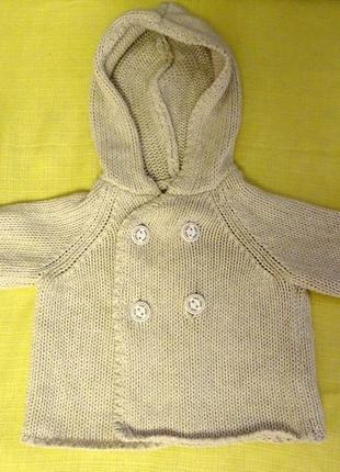 Крутяцький светрик, для новонароджених (кофта)