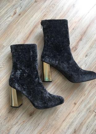 Ботинки-чулки