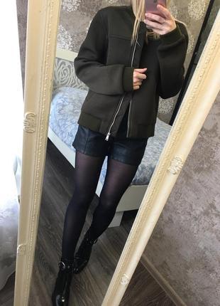 Куртка в сеточку2 фото