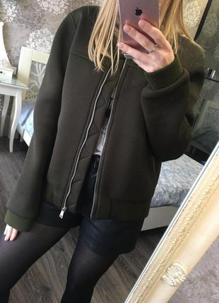 Куртка в сеточку3 фото