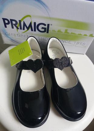 Primigi лакированные туфли. размер 28