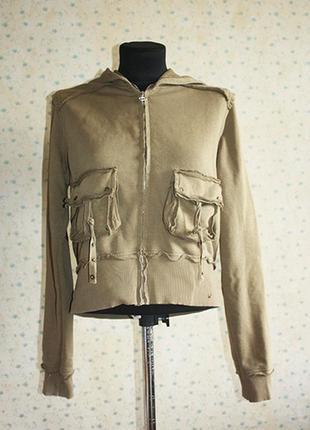 Куртка трикотажная, р.s-m