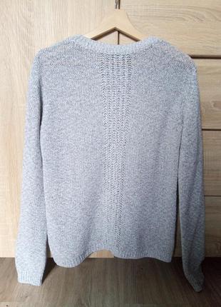 Нежный свитерок меланж cool code, р.383 фото