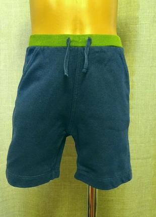 Шортики (шорти, шорты) на хлопчика 3-4 рочки. зріст 104