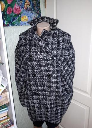 Кейп(пальто без рукавов)