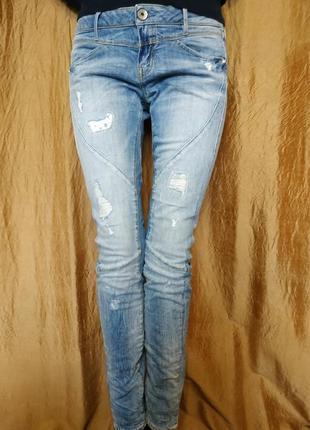 Guess стильные джинсы оригинал