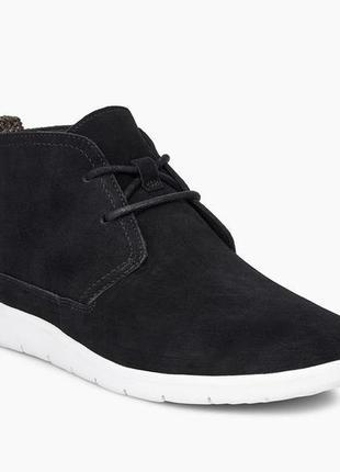 Мужские замшевые ботинки угги ugg australia freamon