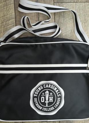 Спортивная сумка через плечо унисекс