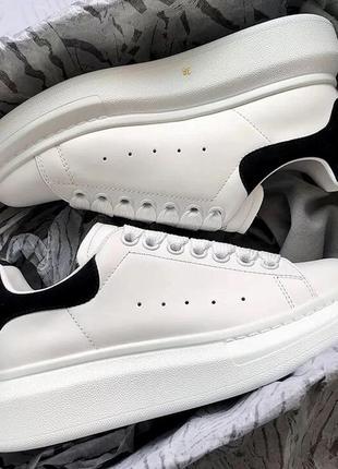 Белые кроссовки кеды/наложка7 фото