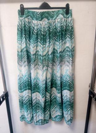 Длинная юбка размер uk 16 наш 50-52