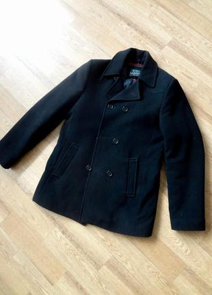 Тепле фірмове пальто, при купівлі 2-х речей безкоштовна доставка)