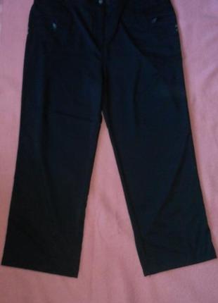 Легкие стрейчевые брюки