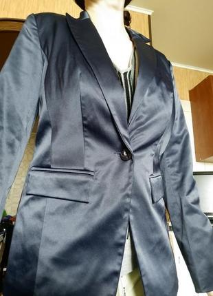 Стильный красивый пиджак ashley brooke с-м10 фото