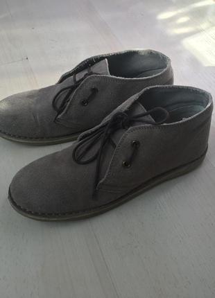 Туфли ботинки benetton