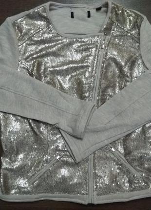 Шикарный пиджак tchibo, наш 42, 44, 48, 50,525 фото
