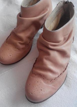 f89a4ceeb New look фирменные#кожаные#шкіряні  ботинки#полуботинки#черевики#оксфорды#броги