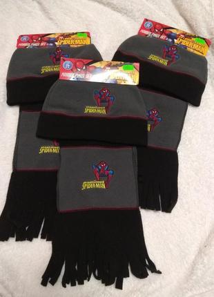 Деми комплект для мальчика на ог 52-54см. spiderman