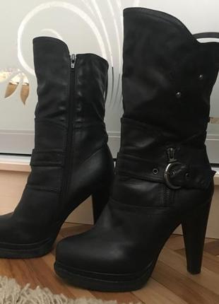 Красиві чобітки для справжньої леді!