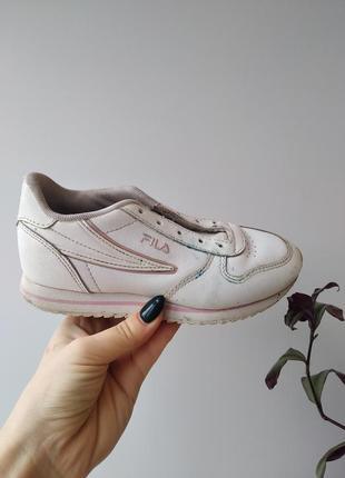 Кроссовки fila кеды фила спортивная обувь
