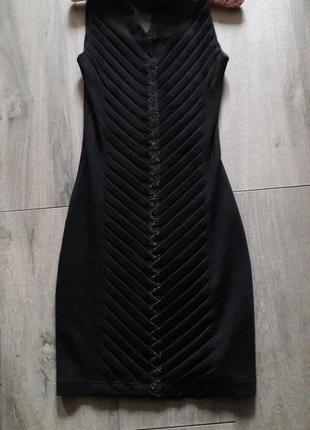 Красивое платье из французского трикотажа