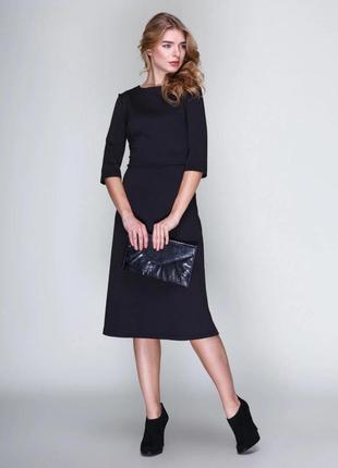 Платье черное mariem. украина