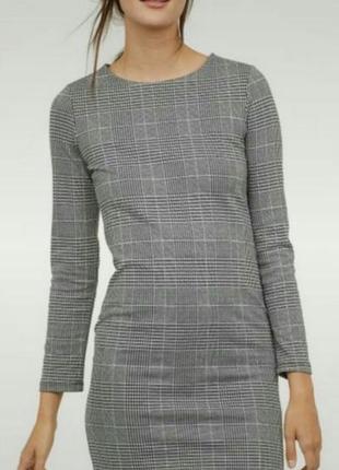 Новое с этикеткой платье весна-осень promod франция