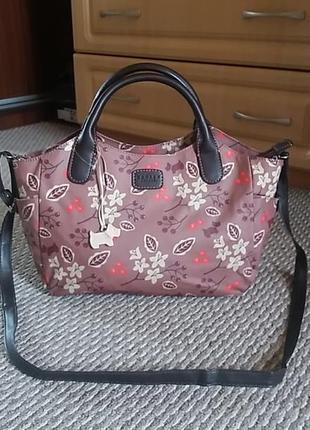 Нова фірмова англійська сумочка кросбоді radley. оригінал!!!