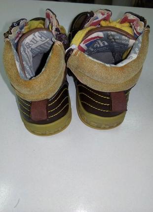 Ботинки весенние2 фото