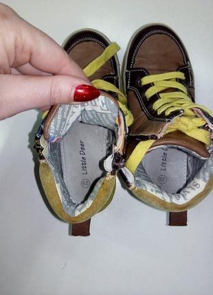 Ботинки весенние4 фото