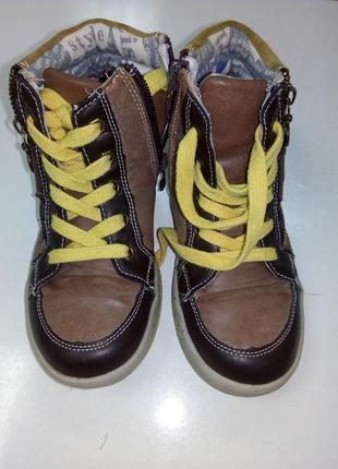 Ботинки весенние3 фото