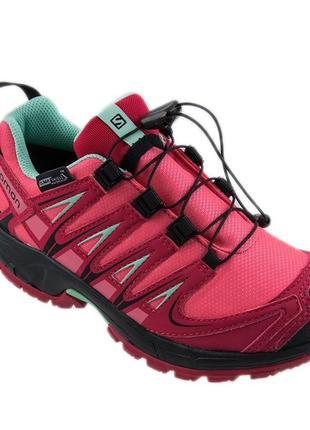 Кроссовки ботинки деми для девочки оригинал
