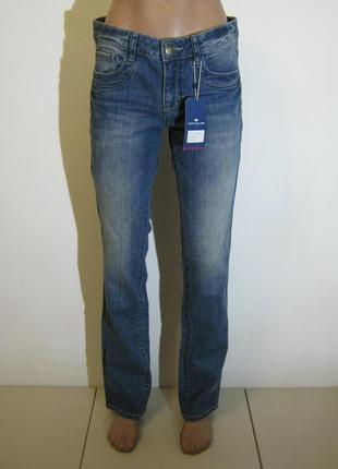 Tom tailor джинсы новые арт.20 + 1800 позиций магазинной одежды