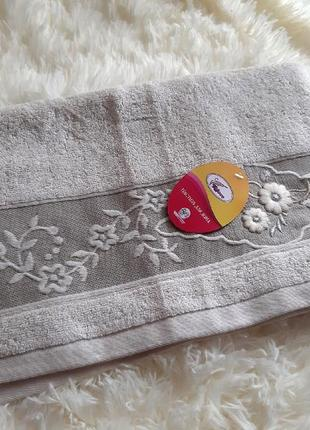 Банное махровое полотенце, колосо,koloco