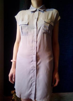 Брендовая удлиненная блузка👚 рубашка туника