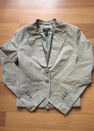 Новый пиджак h&m